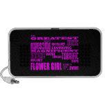 Fun Gifts for Flower Girls : Greatest Flower Girl Notebook Speaker