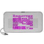 Fun Gifts for Flower Girls : Greatest Flower Girl Travel Speaker