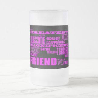 Fun Gifts for Friends : Greatest Friend Coffee Mug