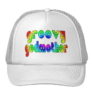 Fun Gifts for Godmothers : Groovy Godmother Cap
