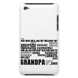 Fun Gifts for Grandfathers : Greatest Grandpa Case-Mate iPod Touch Case
