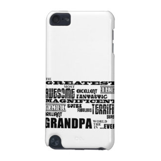 Fun Gifts for Grandfathers : Greatest Grandpa iPod Touch 5G Covers
