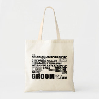 Fun Gifts for Grooms Greatest Groom Bags
