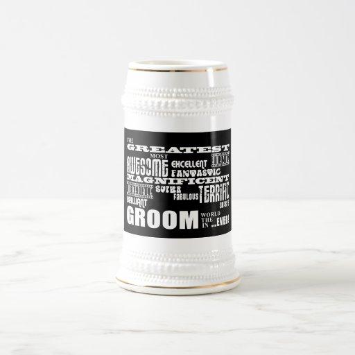 Fun Gifts for Grooms : Greatest Groom Coffee Mugs