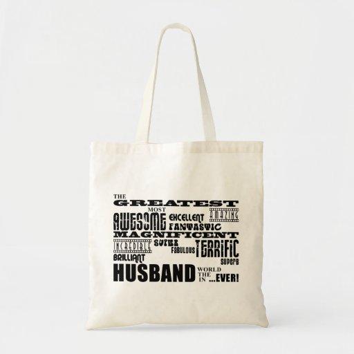Fun Gifts for Husbands : Greatest Husband Bag