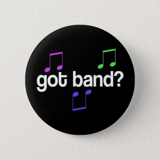 Fun Got Band Button