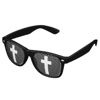 Fun Goth fashion Retro Sunglasses