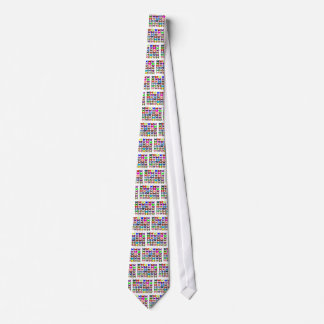 FUN Graphics : Butterfly, Cartoon n Sparkle Waves Tie