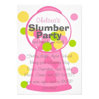 Fun Gumball Machine Custom Announcements