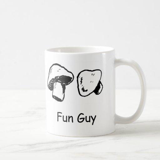 Fun Guy, Fungi Mugs