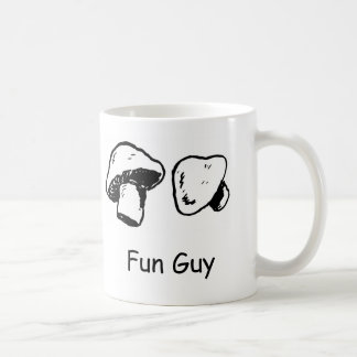 Fun Guy Fungi Mugs