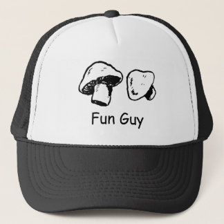 Fun Guy, Fungi Trucker Hat