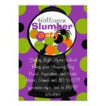 Fun Halloween Gumball Machine 13 Cm X 18 Cm Invitation Card