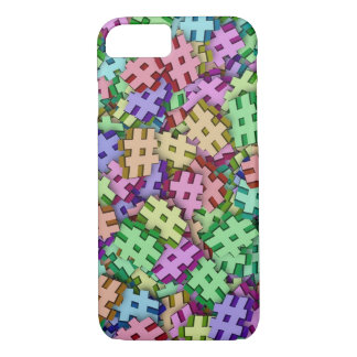 Fun Hashtags iPhone 8/7 Case