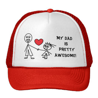 Fun Hat for DAD from Daughter