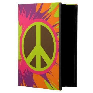 Fun Hippie Peace sign iPad Air 2 case