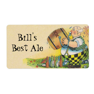 Fun Homebrewing Bottle Labels Beer Brewing Gift