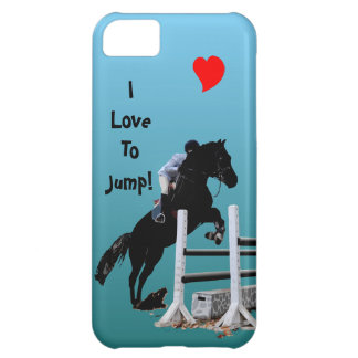 Fun Horse Jumper iPhone 5C Cover