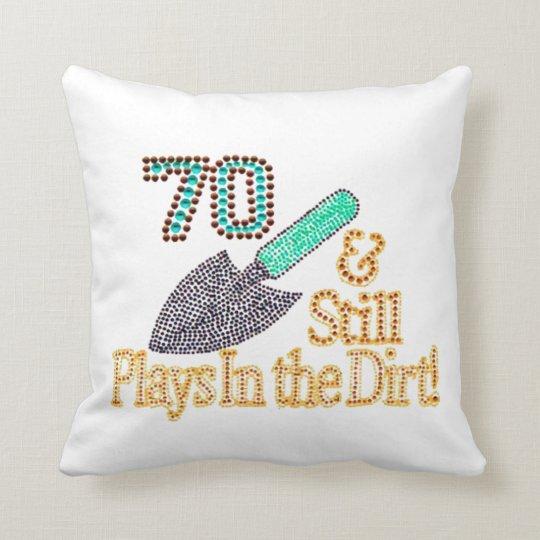Fun Humour Gardening 70th Birthday Gift for HER