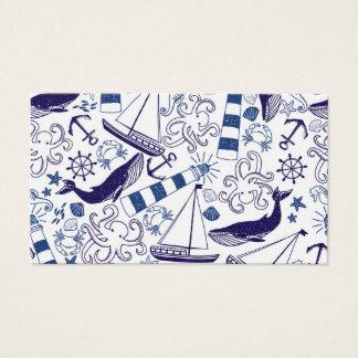 Fun in the Sea Business Card