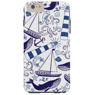 Fun in the Sea Tough iPhone 6 Plus Case