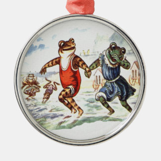 Fun In The Sun Christmas Ornament