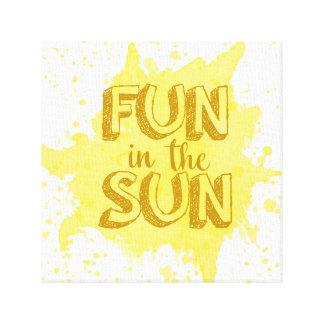 Fun in the Sun Wall Art