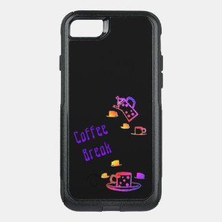 Fun iPhone Case COFFEE RADICAL