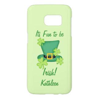 Fun Irish St. Patrick's Day Name Personalized