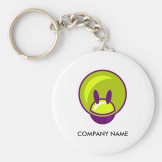 Fun/Kids Customizable Keychain
