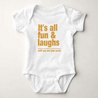 FUN & LAUGHS shirt - choose style & color