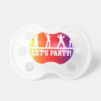Fun Let's party colorful Dummy