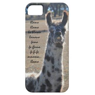 Fun llama iPhone with banana song (llama llama...) iPhone 5 Case