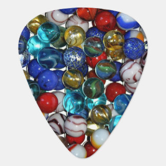 Fun Marbles Plectrum