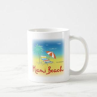 Fun Miami Beach, FL Coffee Mug