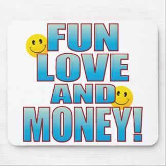 Fun Money Life B Mouse Pad