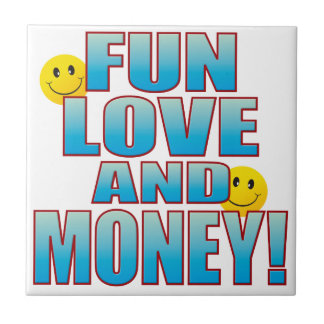 Fun Money Life B Tile