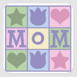 Fun Mum Quilt Squares Mother's Day