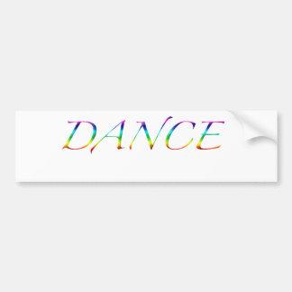 Fun Music & Art Stickers and Cards Bumper Sticker