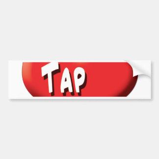 Fun Music Stickers and Cards Bumper Sticker