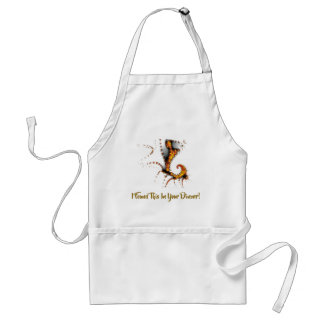 FUN MYTHICAL CREATURES STANDARD APRON