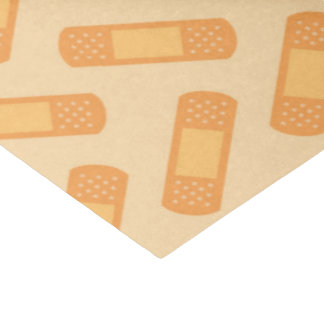 fun nurse bandage pattern wrapping paper