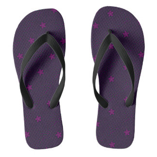 Fun optical illusion flip flops