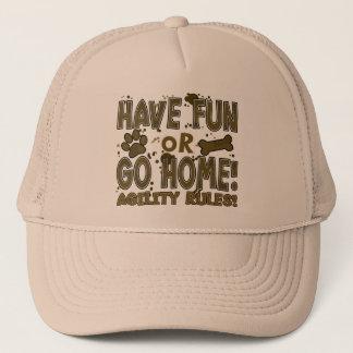 Fun or Home Dog Agility Hat