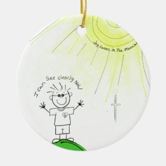 Fun,original design christmas ornament