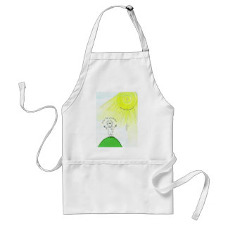 Fun,original design standard apron