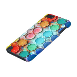 Fun paint color box iPod touch 5G cases