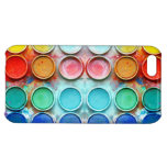 Fun paint color box case for iPhone 5C