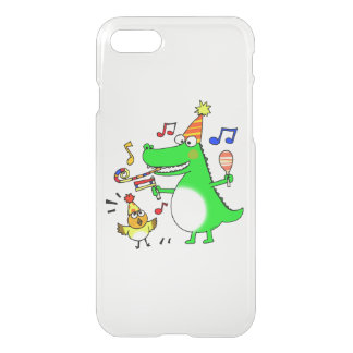 fun party animals iPhone 7 case