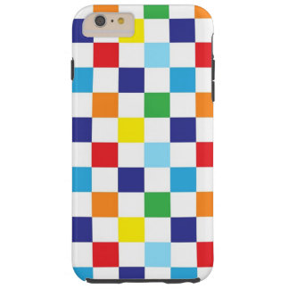 Fun pattern iPhone 6 plus tough case